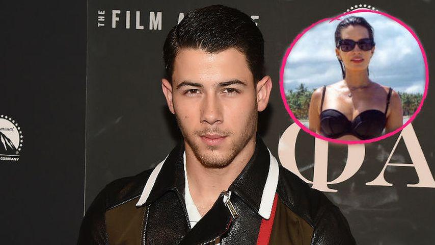 Schwerenöter Nick Jonas angelt sich Südamerika-Model