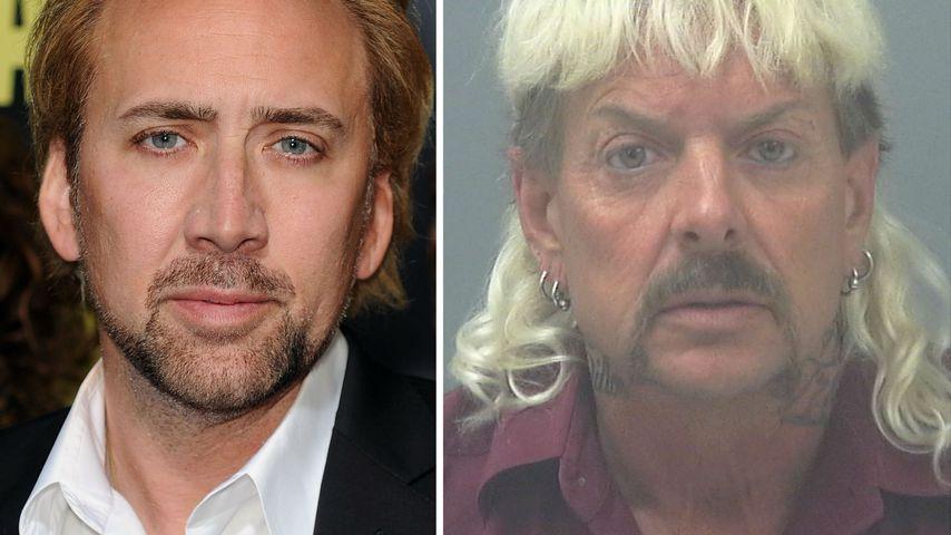 """Nicolas Cage soll """"Tiger King""""-Star Joe Exotic verkörpern!"""