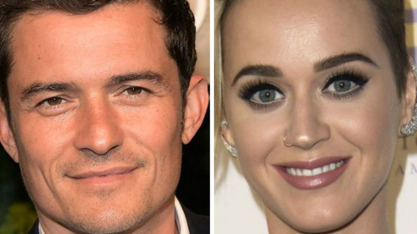 Penis-Paddeln mit Orlando: Katy Perry plaudert Details aus!