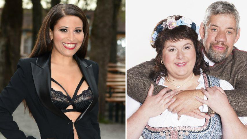 Konkurrenz-Treff: Patricia Blanco & BsF-Paar checkt sich aus