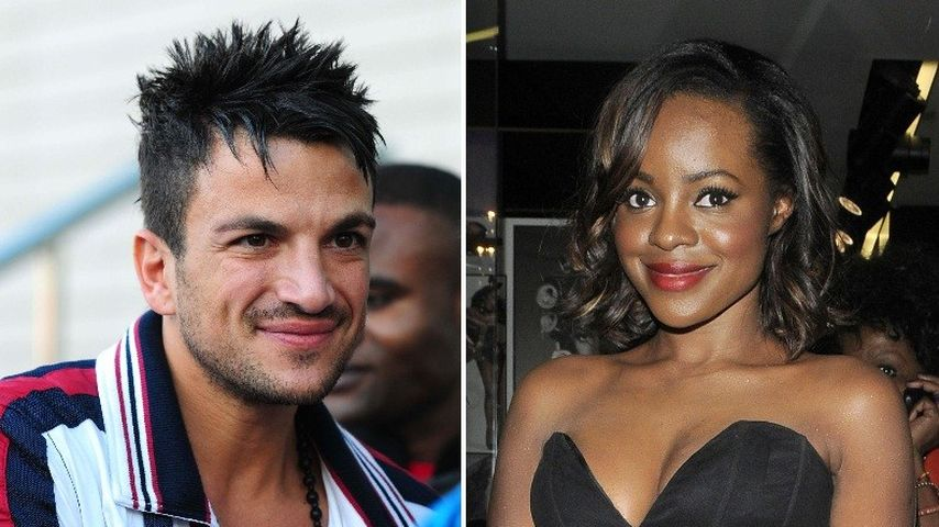 Peter Andre datet Ex-Sugarbabe
