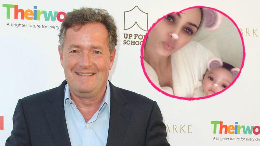 """""""Abstoßend!"""" UK-Star kritisiert Kims Bär-Selfie mit Chicago!"""