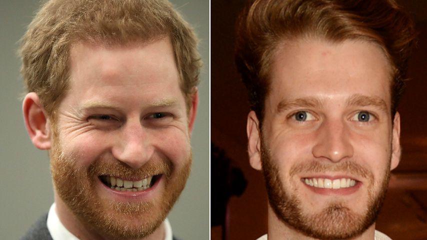 Nach Harrys Hochzeit: Ist sein Cousin der neue Royal-Hottie?