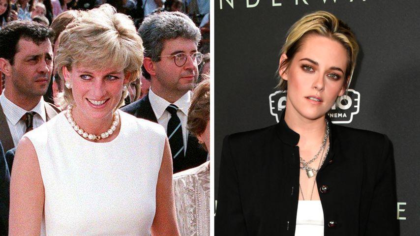 """""""Verinnerlicht"""": Als Diana fühlte sich Kristen Stewart frei"""