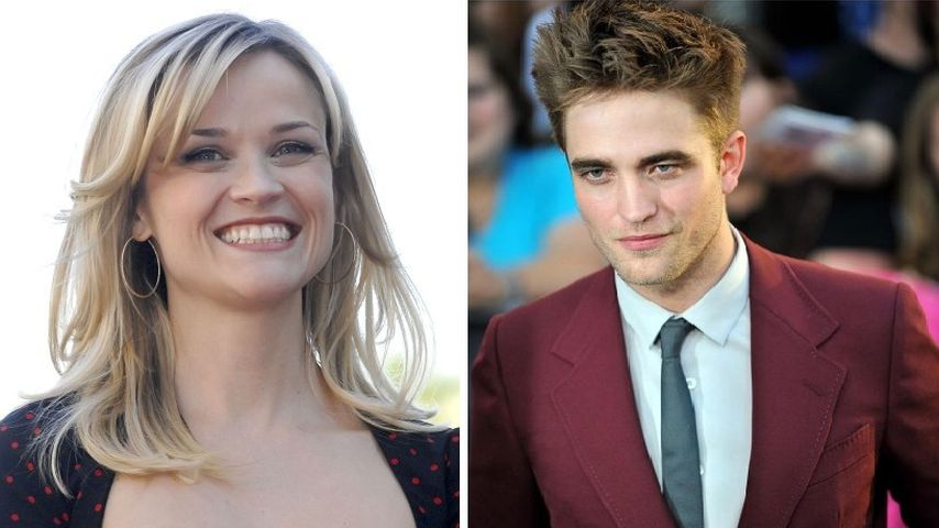 """Reese Witherspoon: """"Rob Pattinson ist so heiß!"""""""