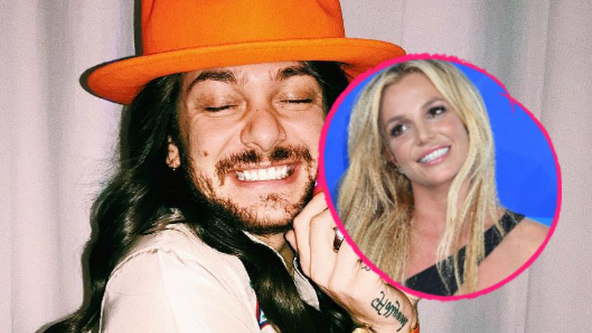 Mega-Fan-Boy: Riccardo Simonetti schwärmt total für Britney!