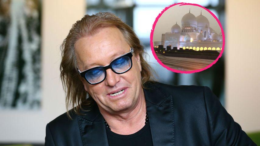 Moschee-Shitstorm: Jetzt spricht Robert Geiss Klartext!