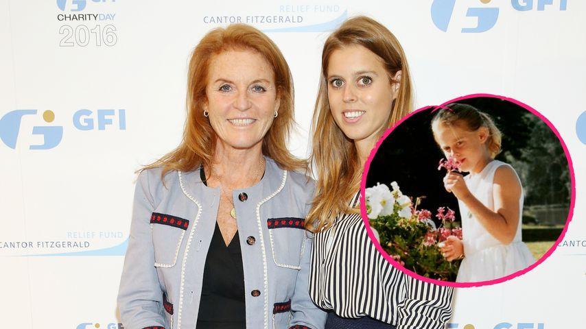 Mit Kinder-Pic: Fergie gratuliert Beatrice zum Geburtstag