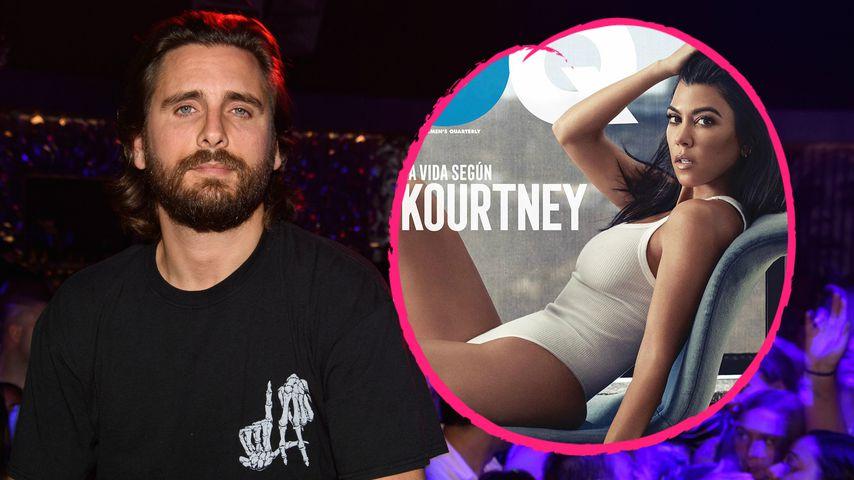 Komplimente-Alarm: Scott steht auf Kourtneys sexy GQ-Fotos!