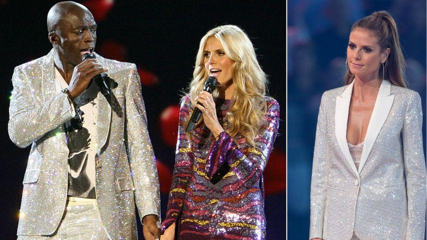 GNTM-Final-Look: Heidi Klum hat Seals Glitzer-Anzug gemopst!