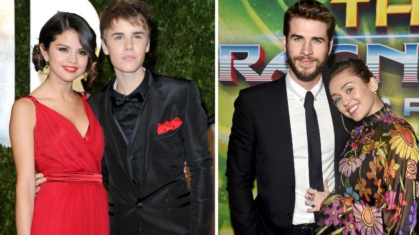 Happy End für Jelena: Glaubt Justin dank Miley & Liam dran?