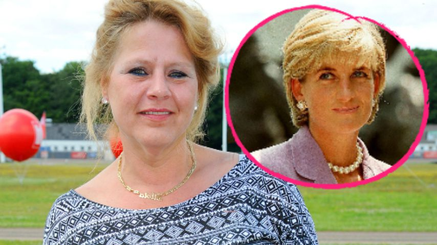 Royal-Fan Silvia Wollny: Sie widmet Lady Diana ein Zimmer!