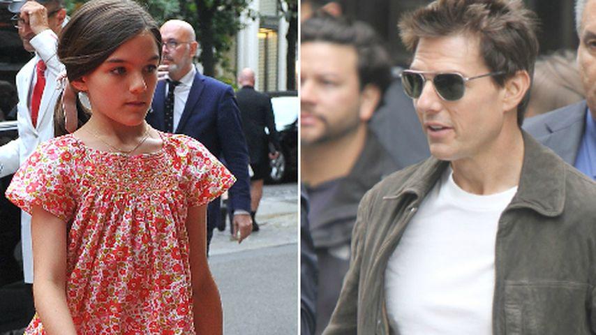 Für Reunion mit Suri: Trickst Tom Cruise Scientology aus?