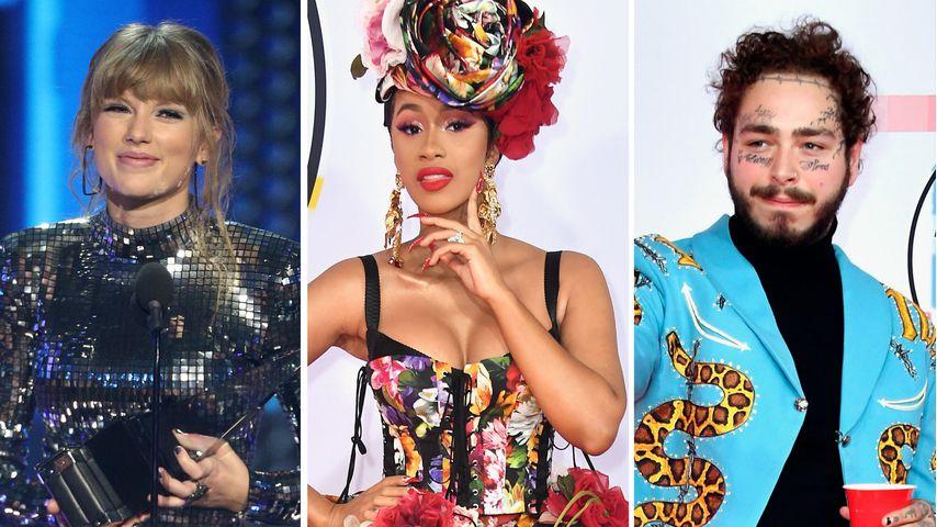Sie trugen die krassesten Outfits der American Music Awards!