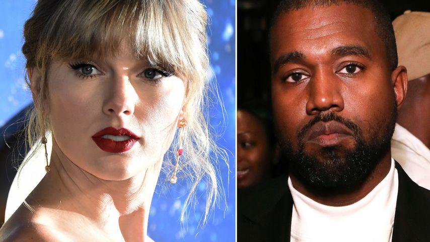 """Videobeweis! T-Swift wusste nichts von Kanyes """"Famous""""-Diss"""