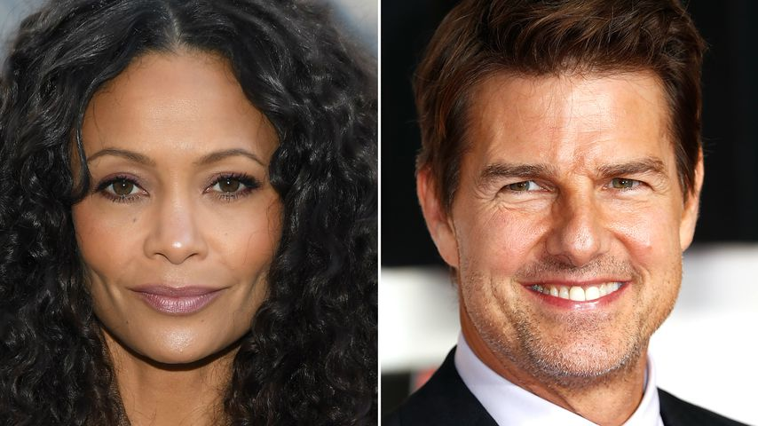 """Hatte Angst"": Thandie Newton über Ex-Co-Star Tom Cruise"