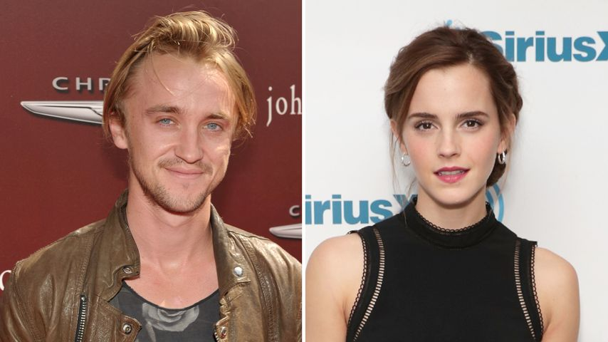 "Ach so? ""Harry Potter""-Star Tom Felton ""verehrt"" Emma Watson"