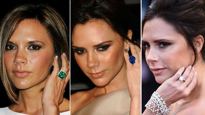 Zehn Millionen Euro: Victoria Beckham hat 14 Verlobungsringe