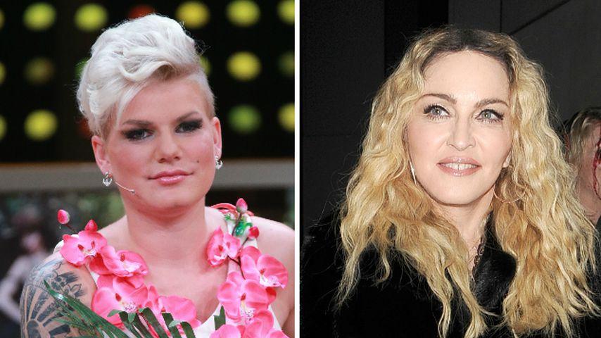 Empört: Melanie Müller ätzt gegen Madonnas Twin-Adoption!