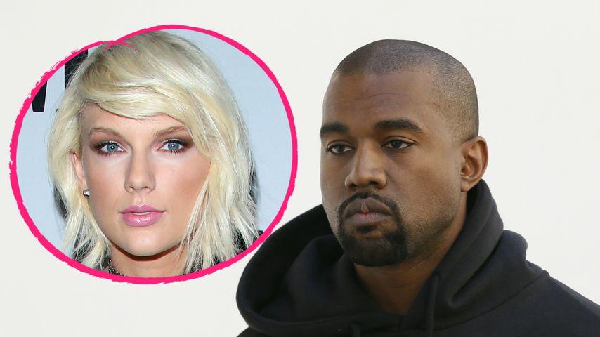 Nächster Diss gegen TayTay? Kanye West mit Statement-Shirt