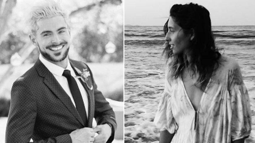 Haben sich Zac Efron und seine Vanessa tatsächlich verlobt?