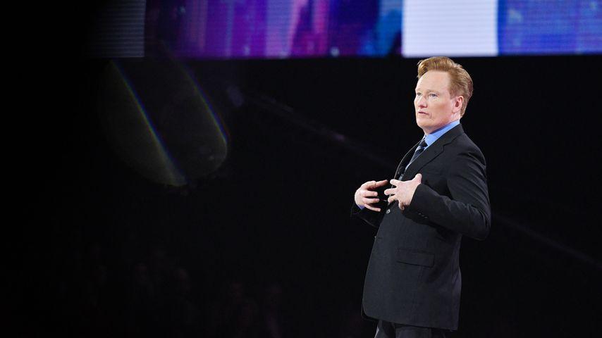 Goldig! Dieser kleine Frechdachs ist TV-Host Conan O'Brien!