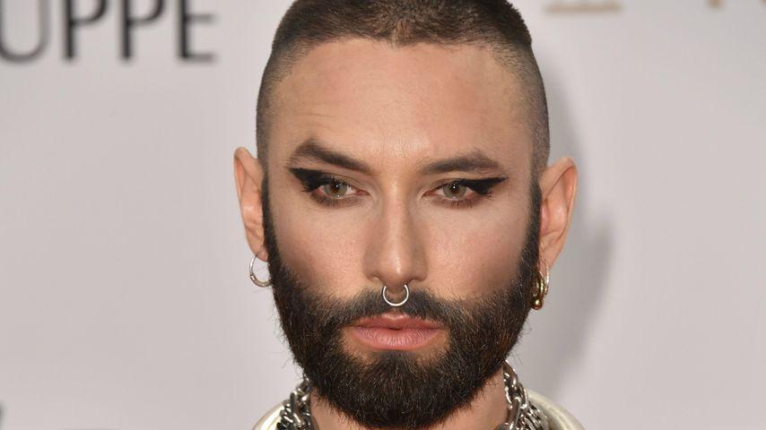 """""""Viel zu viel Stoff"""": Conchita Wurst über den Fetisch-Look"""