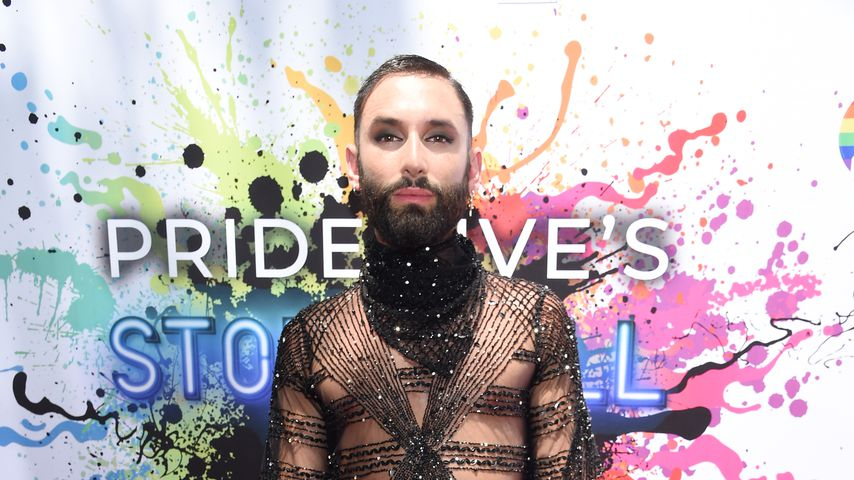 Conchita Wurst beim Pride Live's Stonewall Day 2019 in New York