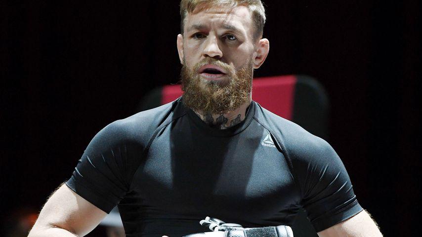 Conor McGregor bei einem UFC-Fight in Las Vegas im Oktober 2018