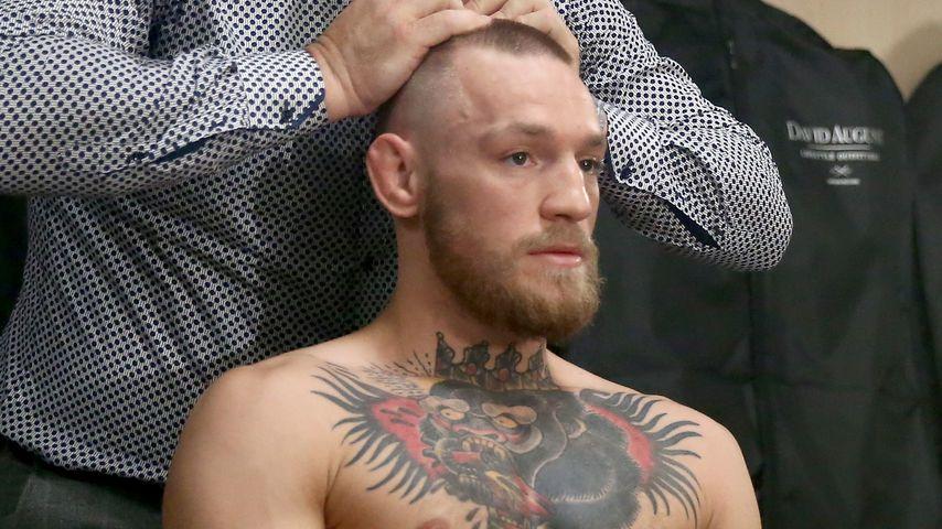 Nach K.-o.-Kampf: 1. Worte von Verlierer Conor McGregor!