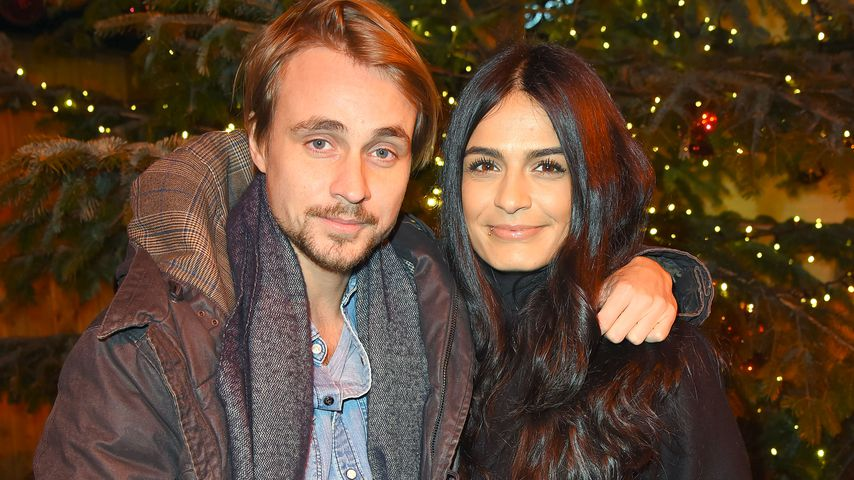 Constantin von Jascheroff und Haleh Esbak beim 13. Roncalli Weihnachtscircus