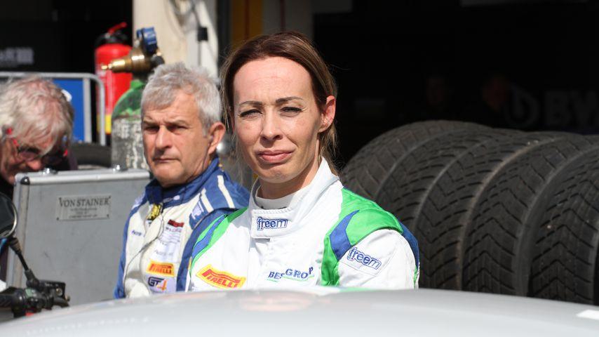 Cora Schumacher beim GT4 European Series Northern Cup