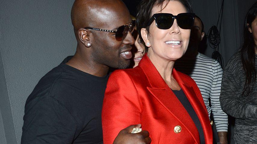 Ganz verliebt: Kris Jenner turtelt offen mit Corey Gamble