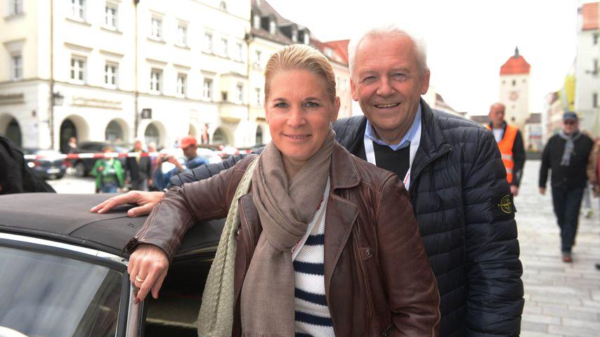 Hochzeit mit Bahn-Boss! Cornelia Poletto ist unter der Haube