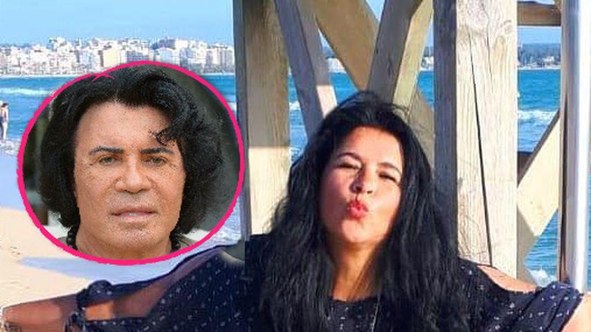 Nach Tod von Costa Cordalis: Iris Klein gedenkt ihm im Netz