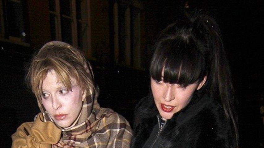 Courtney Love: Warum der Großmutter-Look?