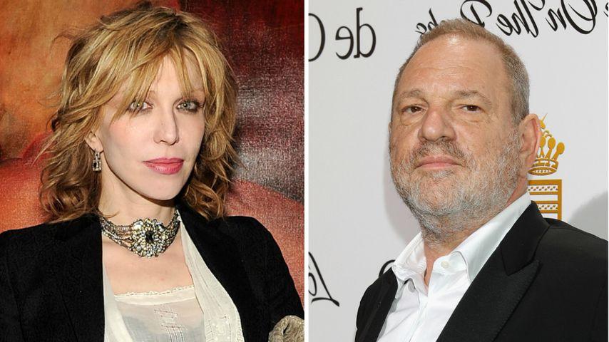 Oscar-Akademie wirft Harvey Weinstein raus