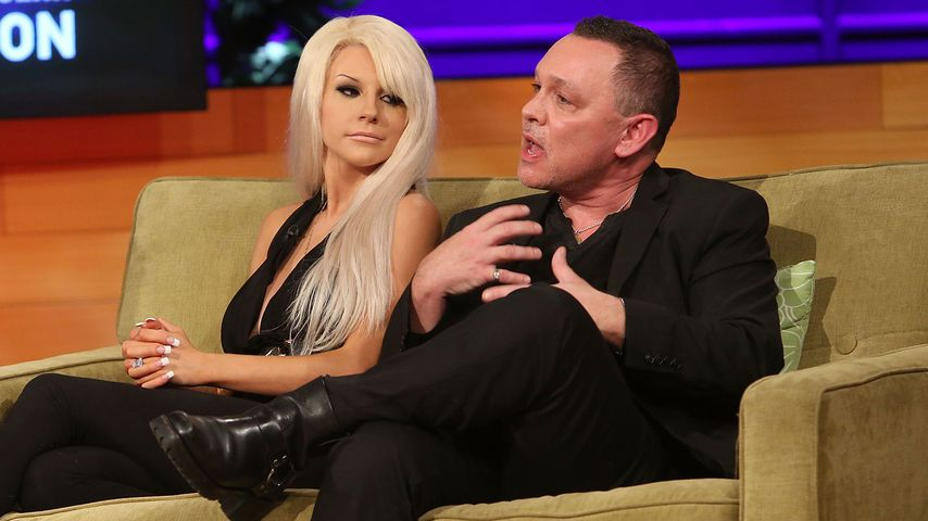 Courtney Stodden und Doug Hutchison 2014