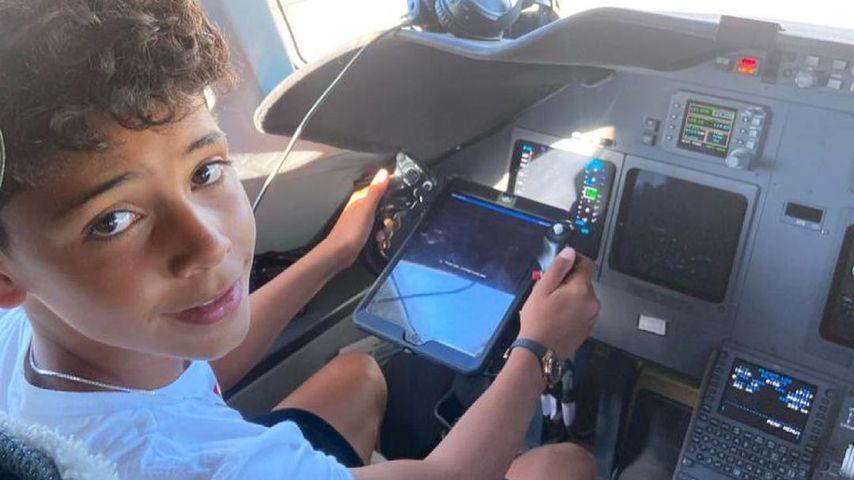 Cristiano Jr., Sohn von Cristiano Ronaldo