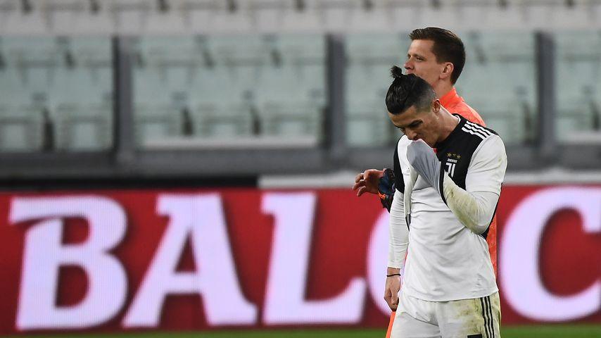 Cristiano Ronaldo, März 2020