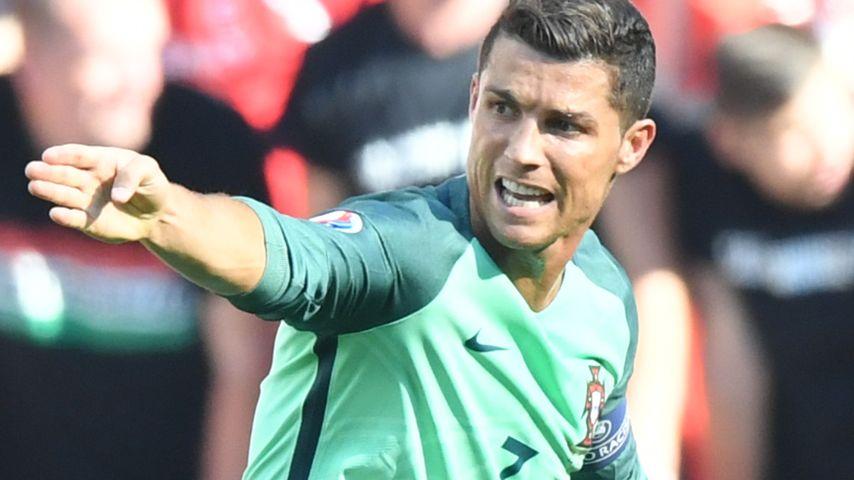 Nach Ausraster: Ronaldo zittert sich ins Achtelfinale!