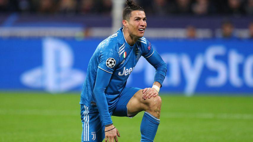 Positiver Corona-Test im Team: Auch Ronaldo in Quarantäne