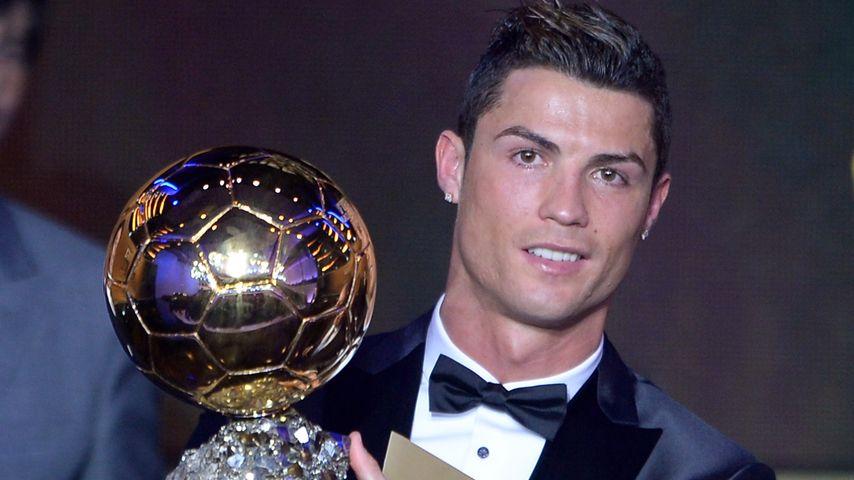 Zum 3. Mal: Cristiano Ronaldo ist Weltfußballer