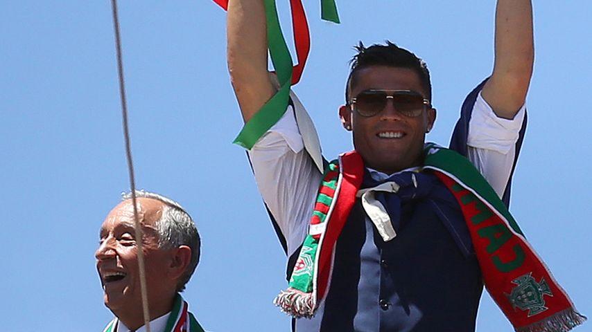 Cristiano Ronaldo: Seine Schwester vergleicht ihn mit Jesus!