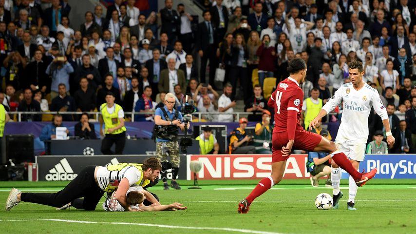 Flitzer-Vorfall im Champions-League-Finale