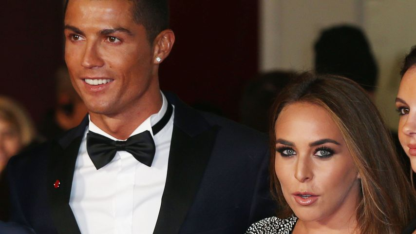 Cristiano Ronaldo und Chloe Green