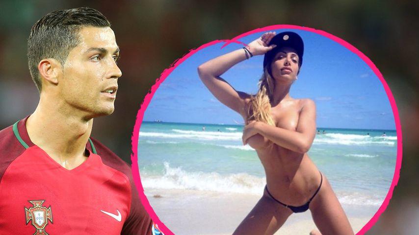 Frauenheld Cristiano Ronaldo: Ist das seine heiße Affäre?