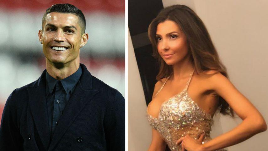 Liebes-Krise bei Cristiano Ronaldo? Sie soll der Grund sein!