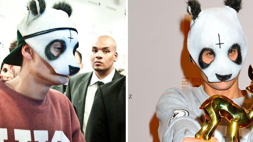 Bambi 2012: Cro sorgt für eine Style-Überraschung