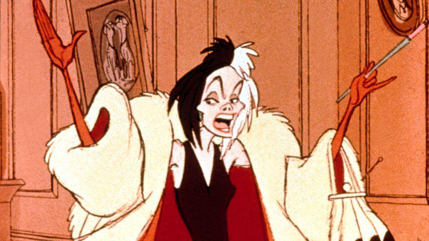 "Cruella de Vil aus dem Disney-Film ""101 Dalmatiner"""